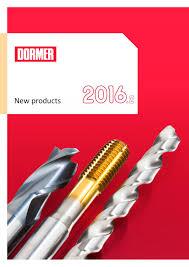 Dormer Tap And Die Set New Dormer Products 2016 2 Dormer Pramet Pdf Catalogue