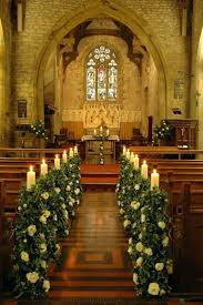 decorations image of wedding decorations for church childrens
