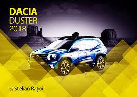 renault duster renault duster render created ahead of global debut