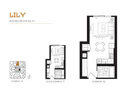 teahouse condos at 501 yonge st floor plans floorplans 501