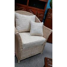 Rattan Accent Chair Rattan Accent Chair At Elementfinefurniture Com Hand Made Solid