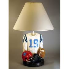 sports themed kids lamps you u0027ll love wayfair
