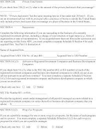 federal register form adv and investment advisers act rules