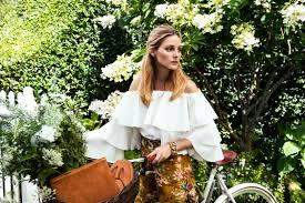 aerin lauder taps olivia palermo expands accessories u2013 wwd