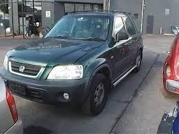 01 honda crv honda crv front bumper only 4wd sport 99 01 auto parts recyclers