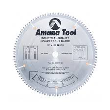 Saw Blade To Cut Laminate Flooring 510101 Carbide Tipped Aluminum And Non Ferrous Metals 10 Inch Dia