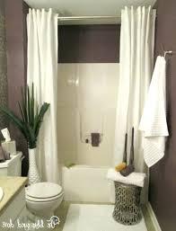 curtains shower curtain ideas small bathroom bathroom modern