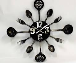 designer kitchen clocks cool wall clocks india in exquisite infinity wooden wall clock