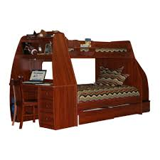 Bunk Bed With Trundle And Drawers Bunk Beds With Trundle Brilliant Desks Desk On