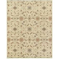 Rugs In Home Depot Home Decorators Collection Isabella Ivory 7 Ft 10 In X 10 Ft