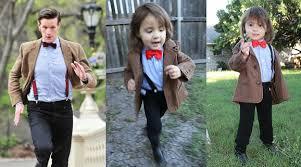 Halloween Costumes Ten Boys Doctor Cute Cosplays Eleven Doctors