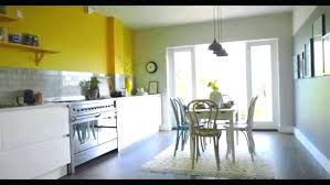 gray and yellow kitchen ideas yellow kitchen accents bloomingcactus me