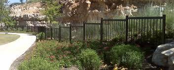 Garden Walls And Fences by Wood Fencing And Decks San Antonio