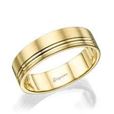 gold mens wedding bands mens wedding band wedding ring 14k gold ring mens wedding ring