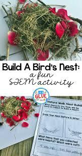 stem for kids build a bird u0027s nest a dab of glue will do