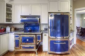Blue Kitchens With White Cabinets 25 Blue And White Kitchens Design Ideas Designing Idea