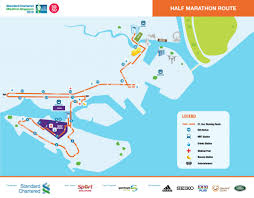 Map Running Route by Running Race Route Maps Gallery Just Run Lah Part 3