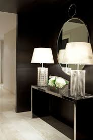 Entry Room Design Contemporary Entry Hall Table Console Take A Tour Around