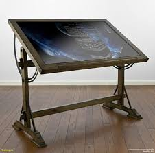 Oak Drafting Table by Drafting Table Design Drafting Tables Foter Drafting Table All