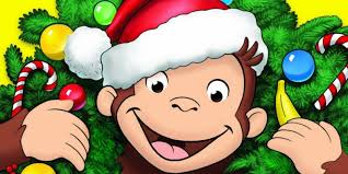 curious george monkey christmas wttw chicago