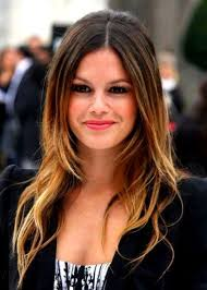 fine hair ombre long hairstyles and haircuts for fine hair