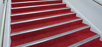 the advantages of installing slip resistant stair nosings