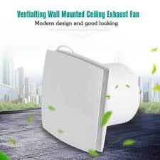 Ent Mural Cuisine Ventilateur Mural Pour Salle De Bain Achat Vente Pas Cher