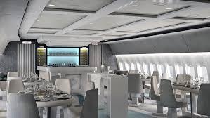 Boeing 777 Interior Photos Inside Crystal Cruises U0027 Luxury Boeing 777 Private Jet
