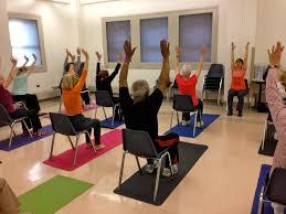 Armchair Yoga For Seniors World Yoga Center Wyc Chair Yoga Workshop