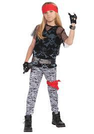 80s Kids Halloween Costumes 80s Rock Star Boy Costume