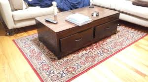 coffee table magnificent coffee table with shelf 60 inch square