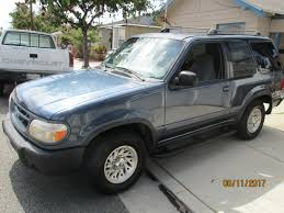 99 ford explorer 2 door 1999 ford explorer suv in california for sale 28 used cars from