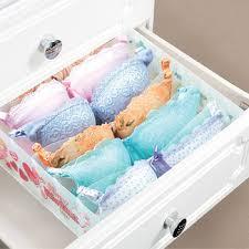 underwear organizer collapsible plastic bra set underwear organizer cheap waterproof
