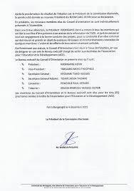 bureau d orientation université des montagnes les membres du conseil d orientation et du