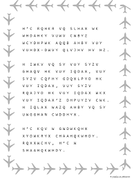 howard hughes cryptogram