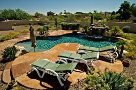 backyard pool landscaping ideas christmas lights decoration