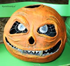 Paper Mache Pumpkin Paper Mache Pumpkin U2013 Halloween Decorations Bystre Dziecko