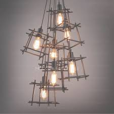 industrial style lighting chandelier 45 best of industrial style chandelier