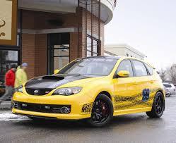 subaru station wagon wrx 2009 subaru impreza wrx sti pastrana edition conceptcarz com