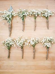 baby s breath bouquet 68 baby s breath wedding ideas for rustic weddings deer pearl