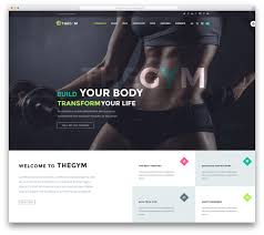Sample Resume Zumba Instructor by 20 Best Wordpress Fitness Themes 2017 For Gym And Fitness Centers