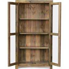 shadow box with shelves and glass door curio cabinet wooden curio cabinets cabinet oak wall display