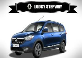 renault lodgy modified 2017 renault lodgy stepway enjoy the roomy car malik