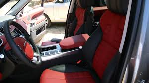 White Range Rover With Red Interior 2014 Range Rover Sport The Jalopnik Review