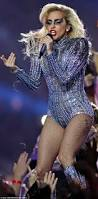 lady gaga u0027s super bowl has hidden lgbt meaning daily mail