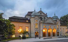 Saline Bad Reichenhall Das Königliche Kurhaus Bad Reichenhall