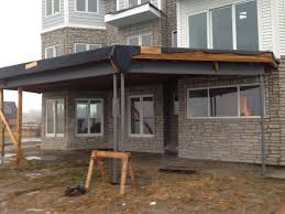 Wrap On Roof And Gutter Cable by Outdoor Living Low Sloped Roof Decks Composite Pavers And Cable