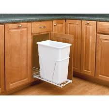 kitchen best trash can 13 gallon kitchen trash can slim trash