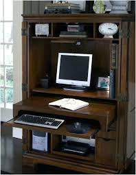 Computer Desk Work Station Computer Cabinet Armoire Desk Workstation Generisco Soapp Culture