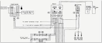 wonderful nissan car stereo wiring diagram ideas best image wire